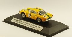 Willys Interlagos #12 - Equipe Willys - 1/43 Custom - MVR Miniaturas