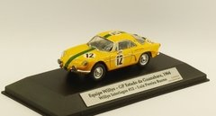 Willys Interlagos #12 - Equipe Willys - 1/43 Custom