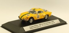Willys Interlagos #22 - Equipe Willys  - 1/43 Custom
