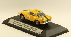 Willys Interlagos #22 - Equipe Willys  - 1/43 Custom na internet