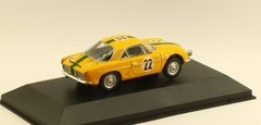 Willys Interlagos #22 - Equipe Willys  - 1/43 Custom - MVR Miniaturas