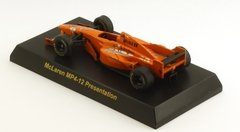 McLaren Mercedes MP4/12 #9 - Presentation 1997 - 1/64 Kyosho na internet