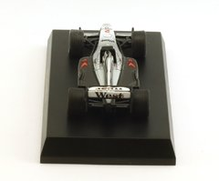 Miniatura McLaren Mercedes MP4/15 do David Coulthard 2000 - 1/64 Kyosho