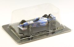 Miniatura Williams Renault FW18 #5 D. Hill - 1/64 Aoshima