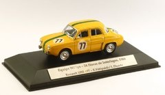 Miniatura Renault 1093 Equipe Willys #77 - 24hs Interlagos 1966 - 1/43 Custom