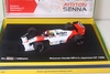 Miniatura McLaren Mp4/4 #12 - Ayrton Senna - GP do Japão 1988 - 1/43 Minichamps