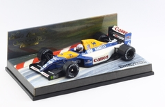 Miniatura Williams FW14B #6 F1 - R. Patrese 1992 - 1/43 Minichamps