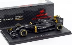 Renault F1 RS16 Winter Test 2016 - 1/43 Spark - MVR Miniaturas