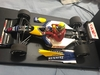 Williams FW14 - Mansell e Senna Taxi - 1/18 Minichamps (usado)