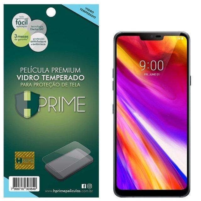d365af7fc2 Pelicula Premium HPrime para LG G7 ThinQ - Vidro Temperado Transparente