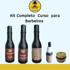 KIT EXCLUSIVO CURSO PARA BARBEIROS #5