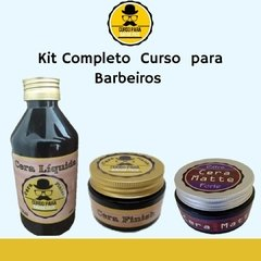 KIT EXCLUSIVO CURSO PARA BARBEIROS #11