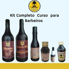 KIT EXCLUSIVO CURSO PARA BARBEIROS #7 - comprar online