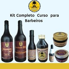 KIT EXCLUSIVO CURSO PARA BARBEIROS #8