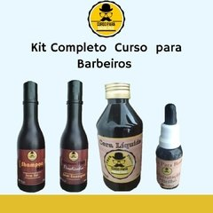 KIT EXCLUSIVO CURSO PARA BARBEIROS #13