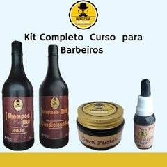 KIT EXCLUSIVO CURSO PARA BARBEIROS #15