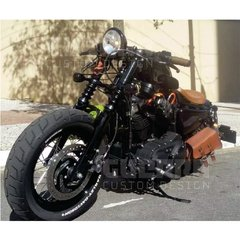 Imagem do Kit Capa Bengala + Sanfona - Harley Davidson Forty Eight Ø39mm