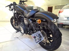 Suporte de Placa Lateral - Harley Davidson Sportster 883 / 1200 / Forty Eight / Iron - loja online