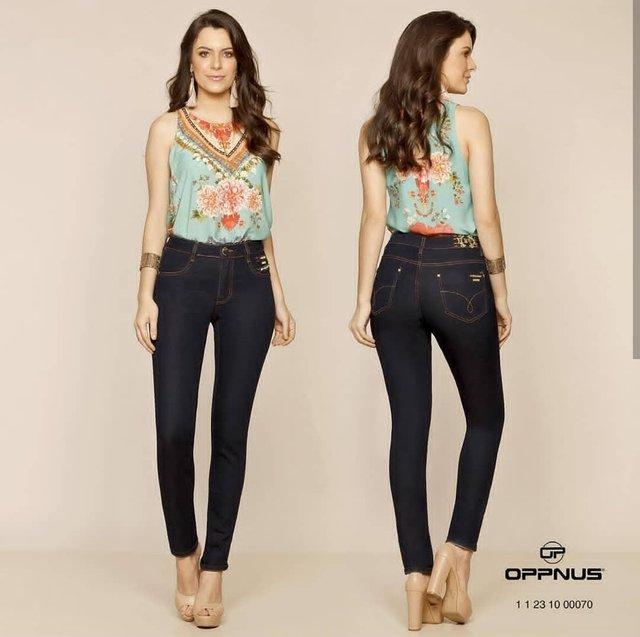 50c3bd625 Calça Jeans Oppnus Cós Alto - Comprar em Closet