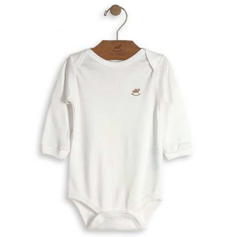 Body Bebê Up baby 41978 Natural - comprar online