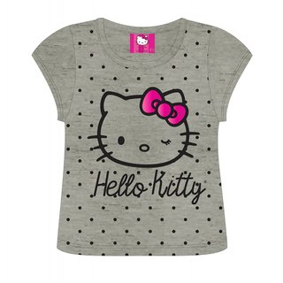 Blusa Hello Kitty Infantil 80073 0037 1218 na internet