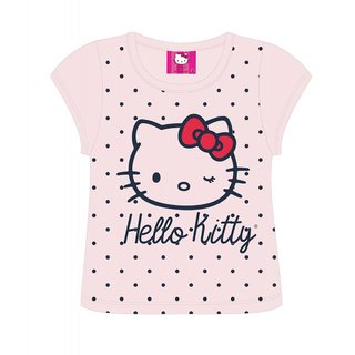 Blusa Hello Kitty Infantil 80073 3005 1218