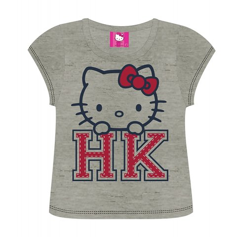 Blusa Hello Kitty Infantil 80074 0037 1218