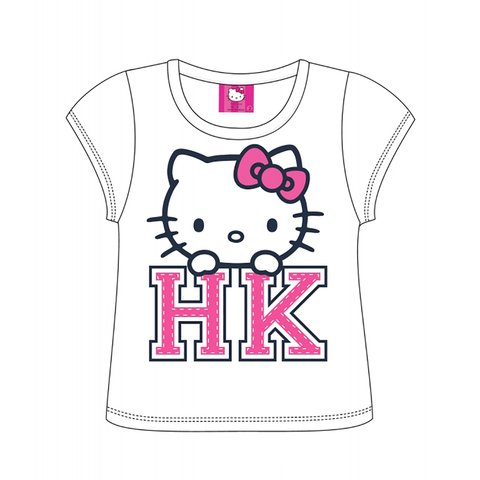 Blusa Hello Kitty Infantil 80074 0101 1218