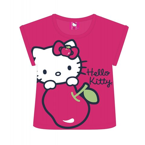 Blusa Hello Kitty Infantil 80097 2143 1218