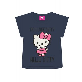 Blusa Hello Kitty Infantil 80100 3921 1218