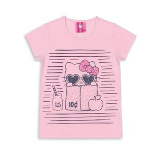 Blusa Hello Kitty Infantil 87971 1906 1218