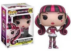 Draculaura - Pop! - Monster High - 370 - Funko
