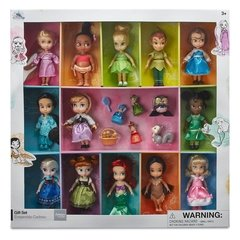 13 Personagens - Gift Set - Animators - Disney