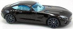 15 Mercedes AMG GT - Carrinho - Hot Wheels - NIGHTBURNERZ - 5/10 - 142/365 - 2017 - ZH9HP