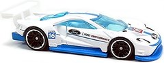 2016 Ford GT Race - Carrinho - Hot Wheels - HW SPEED GRAPHICS