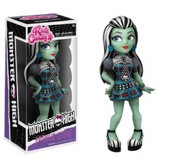 Frankie Stein - Rock Candy - Monster High - Funko