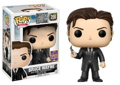 Bruce Wayne - Funko Pop Heroes - Justice League - 200 - SDCC 2017 Exclusive