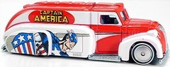 38 Dodge Airflow - Hot Wheels - Marvel - Captain America