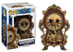 Cogsworth - Funko Pop - Disney - Beauty and the Beast - 245
