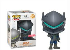 Genji - Funko Pop Games - Overwatch - 347 - Target Exclusive