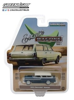 1955 Chevrolet Nomad - Greenlight - Estate Wagon - 1:64 - Series 1 - comprar online