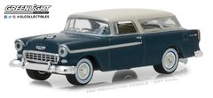 1955 Chevrolet Nomad - Greenlight - Estate Wagon - 1:64 - Series 1