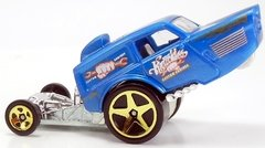 HW Poppa Wheelie - Carrinho - Hot Wheels - OFF-ROAD - 115/250 - 2013 - 1WFW9