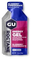 GU ROCTANE Energy Gel - 1 sachê - Blueberry Pomegranate