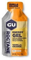 GU ROCTANE Energy Gel - 1 sachê - Vanilla Orange