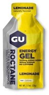 GU ROCTANE Energy Gel - 1 sachê - Lemonade