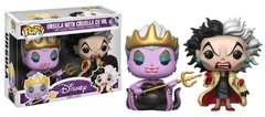 Ursula with Cruella de Vil - Funko Pop - Disney - 2 pack - Hot Topic Exclusive