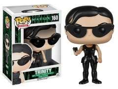 Trinity - Funko Pop Movies - Matrix - 160 - VAULTED