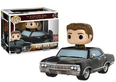 Baby with Dean - Funko Pop Rides - Supernatural - 32 - SDCC 2017 Exclusive