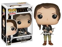 Katniss Everdeen - Funko Pop Movies - The Hunger Games - 226